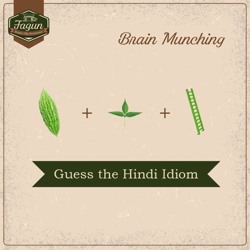 write the answer in the comment below foodquiz brainmunching foodie indore