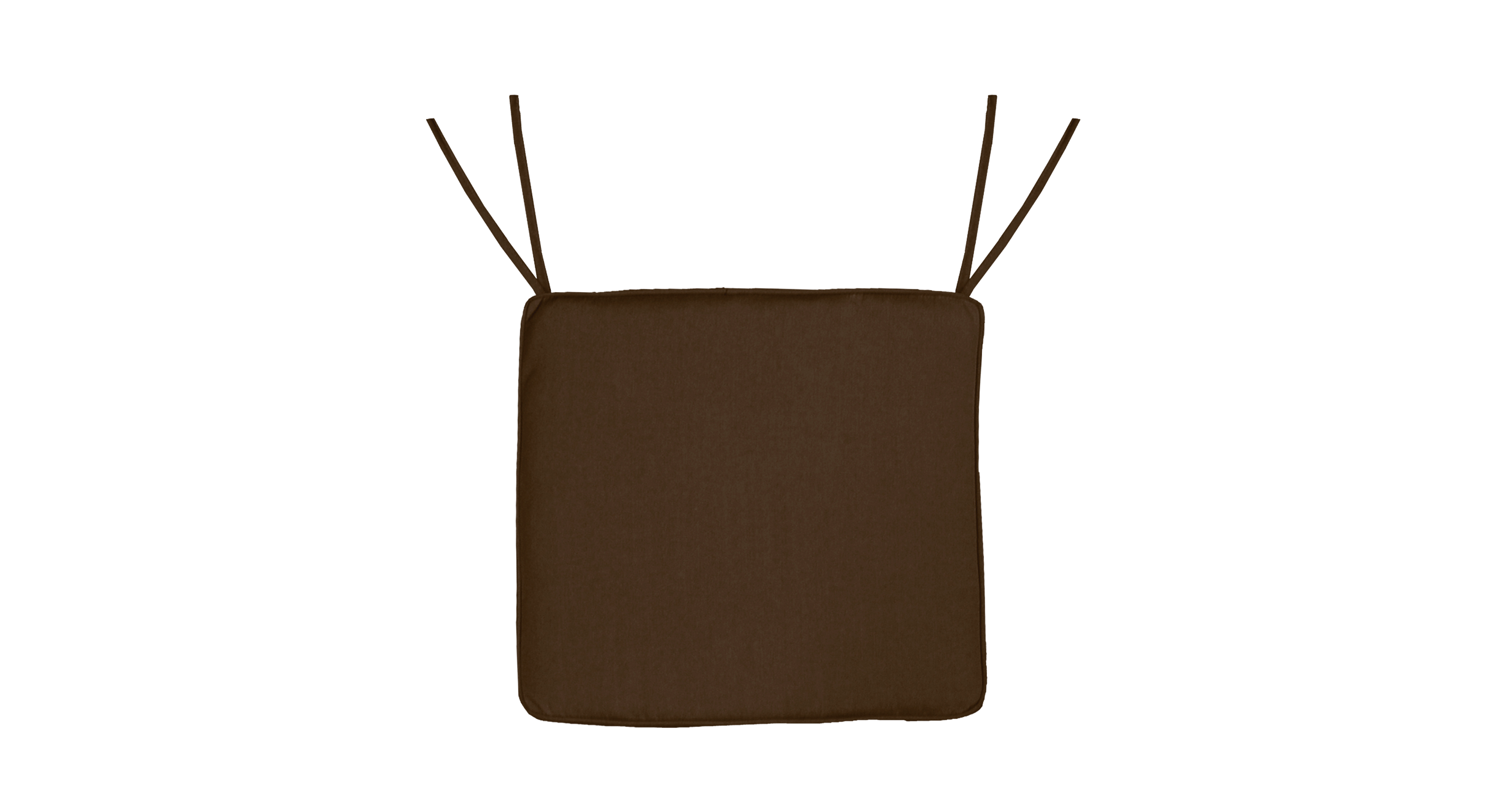 """Outdoor Seat Cushion, Outdoor Small Dining 17"""" x 17"""" x 3"""""""