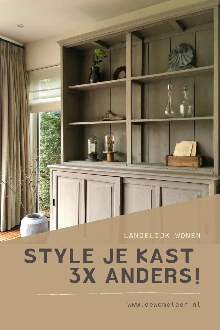 Photo of Styling bij De Wemelaer Deel 13: het dressoir