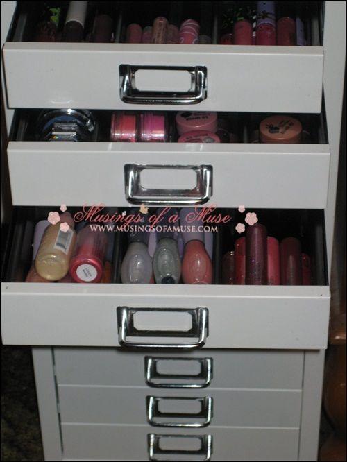 Elegant Makeup organizer Ideas Ikea