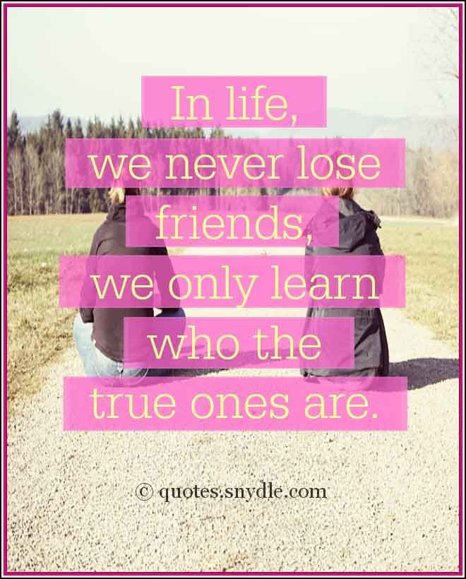 New Friendship Quotes with Image New friendship quotes