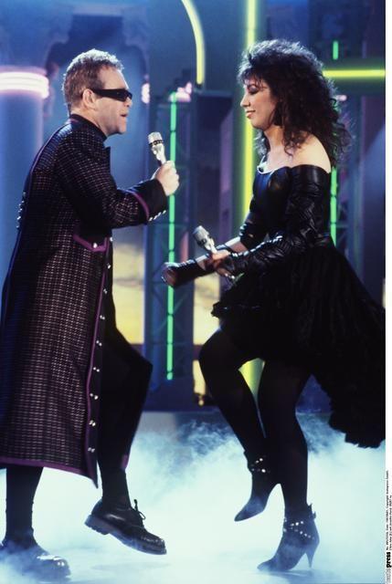 Jennifer Rush Amerikanische Popsangerin 00525556 Elton John Jennifer Rock And Roll