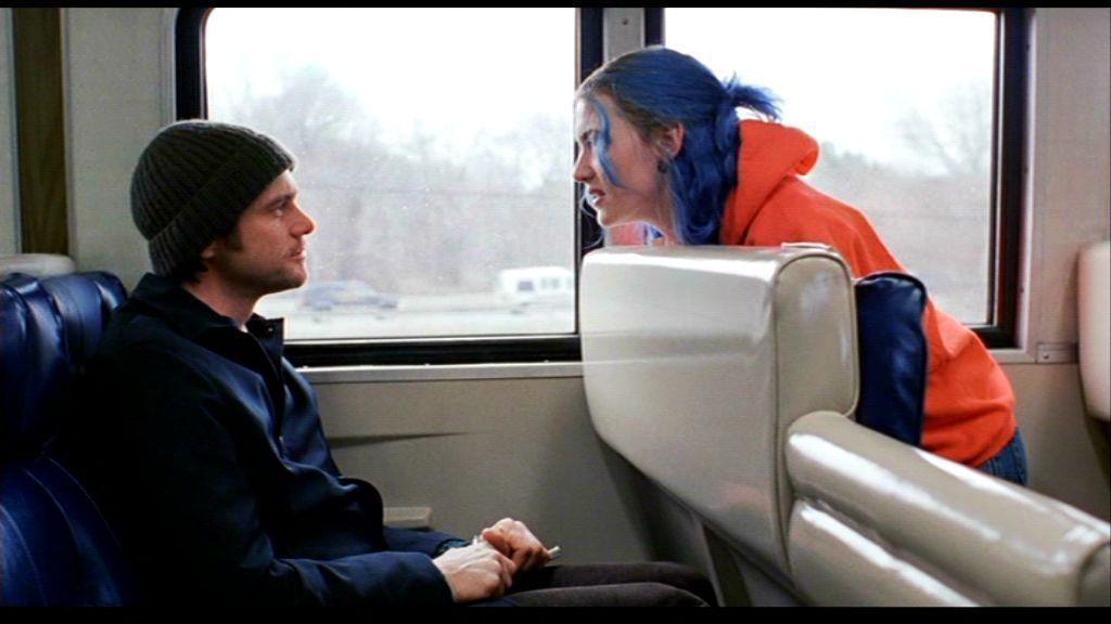 Eternal Sunshine Of The Spotless Mind.