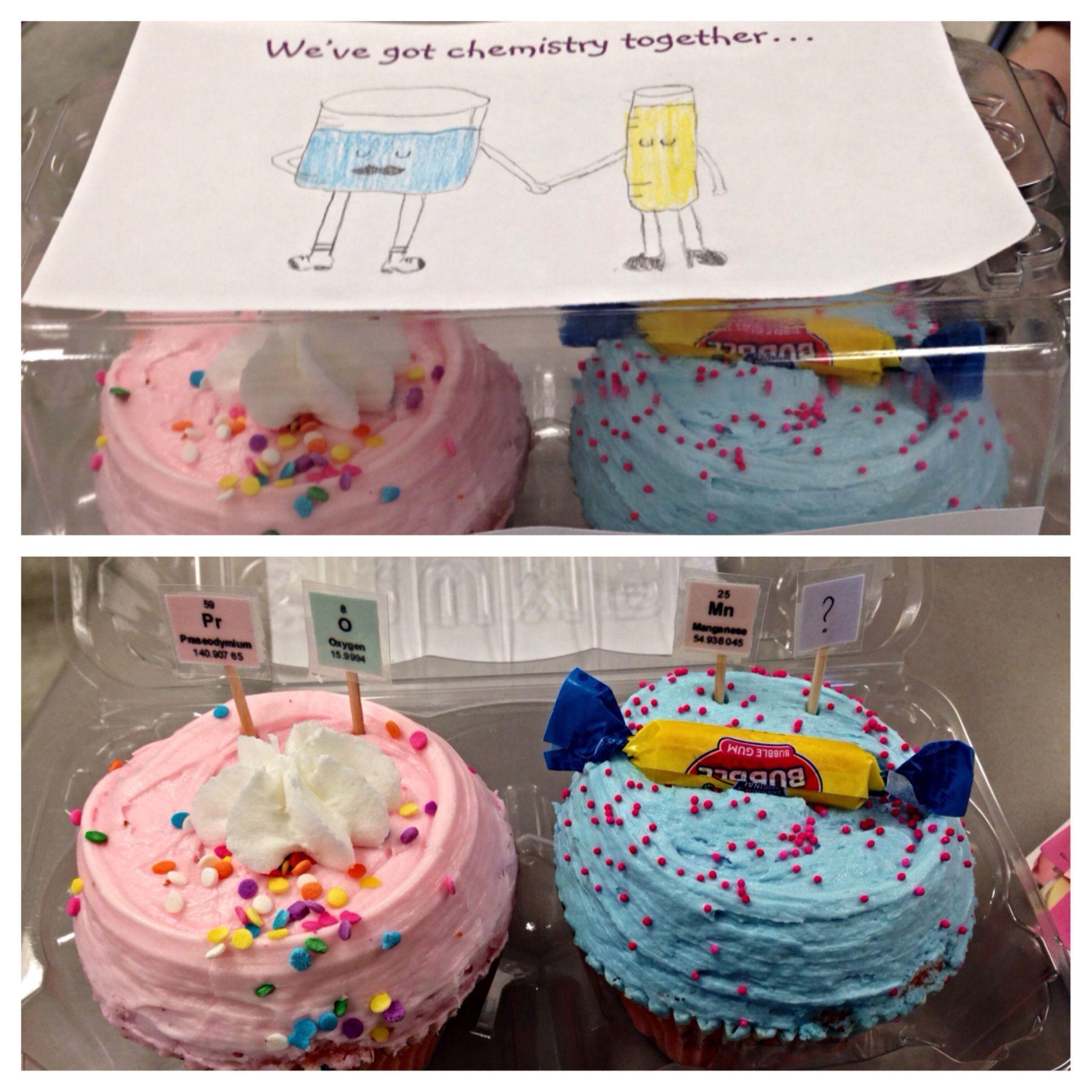 promposal an adorable idea cupcakes pinterest promposal