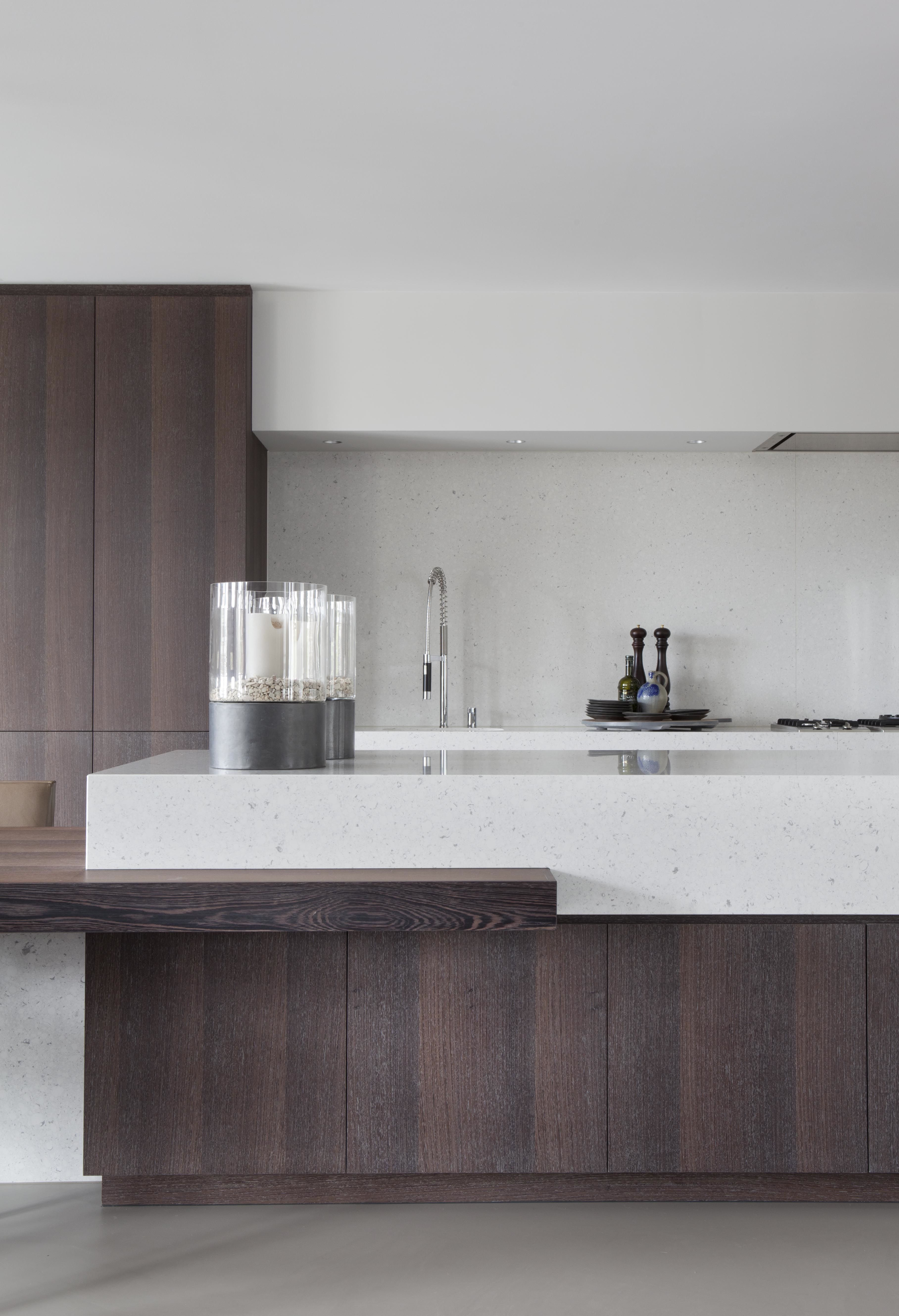 Penthouse Amsterdam; kitchen; design Remy Meijers | * Timber in the ...