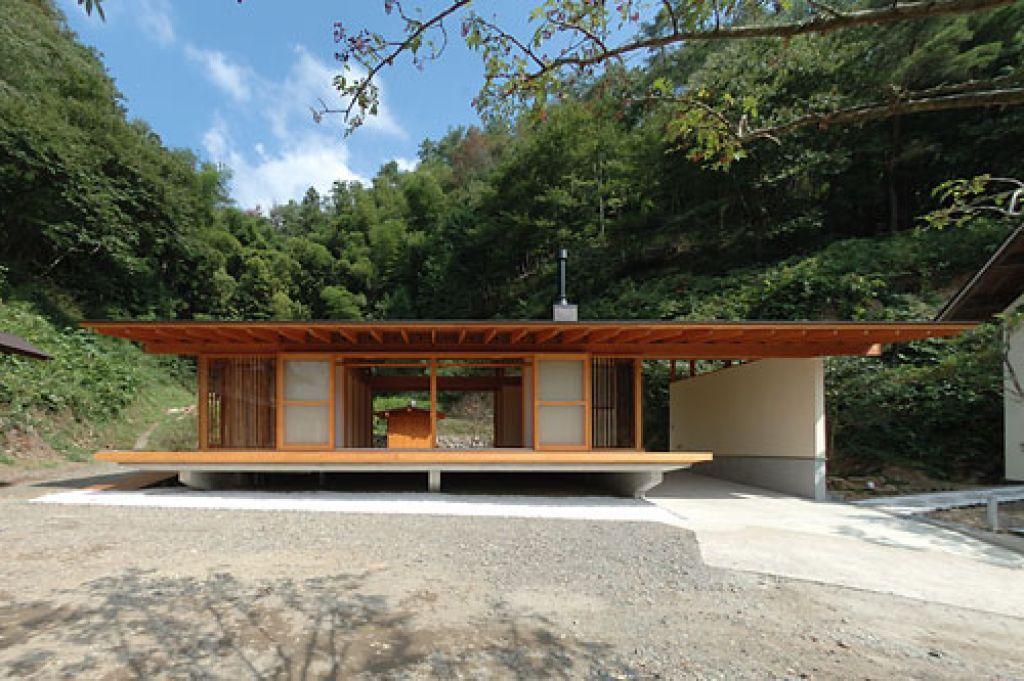 Modern Japanese Porch Google Search Pergolas In 2019