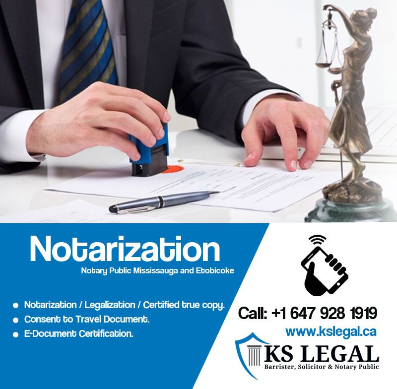 We Provide Fast And Professional Notary Public Service In