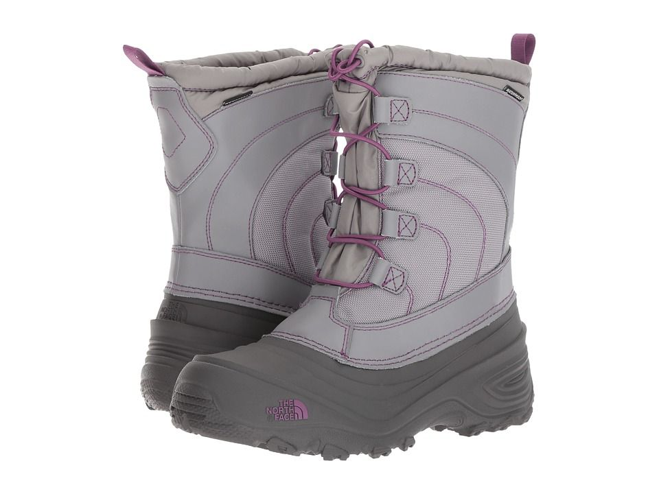 6365fd881 The North Face Kids Alpenglow IV (Toddler/Little Kid/Big Kid) Girls ...