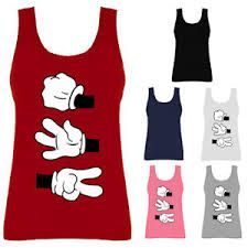 mickey and friends tank top - Google Search