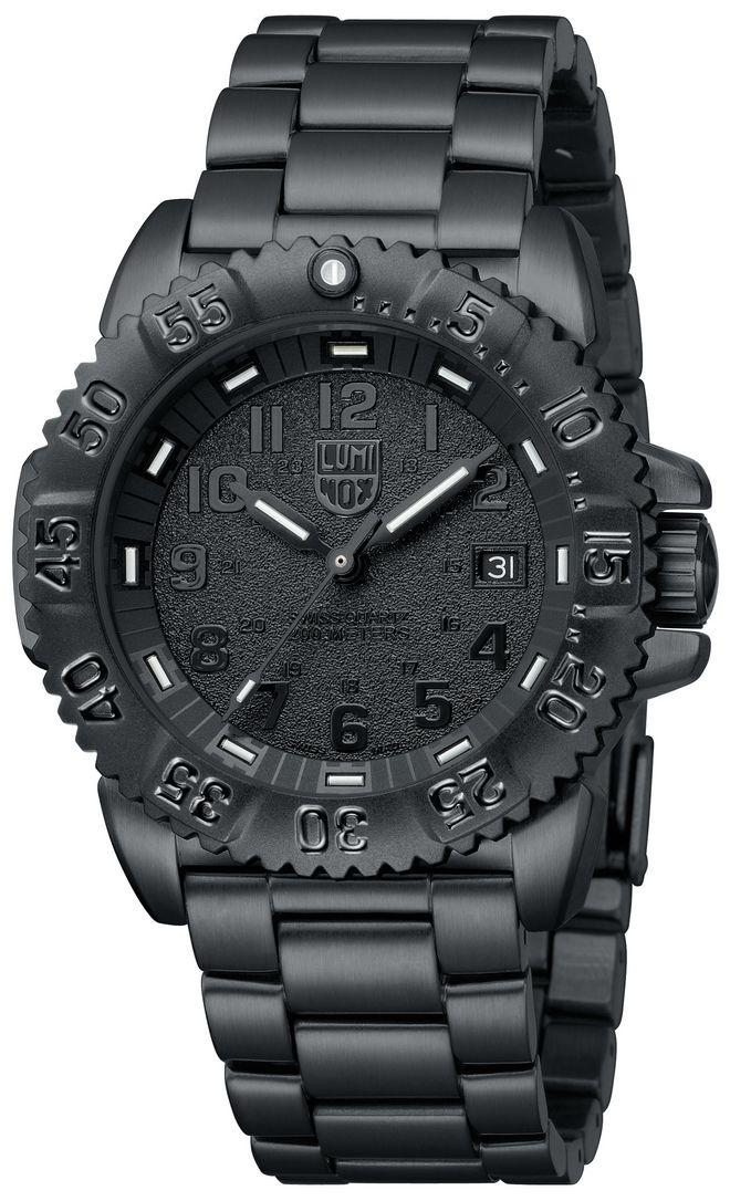 Luminox Navy SEALs Steel Carbon dive 3152.BO  ca127c63f5e