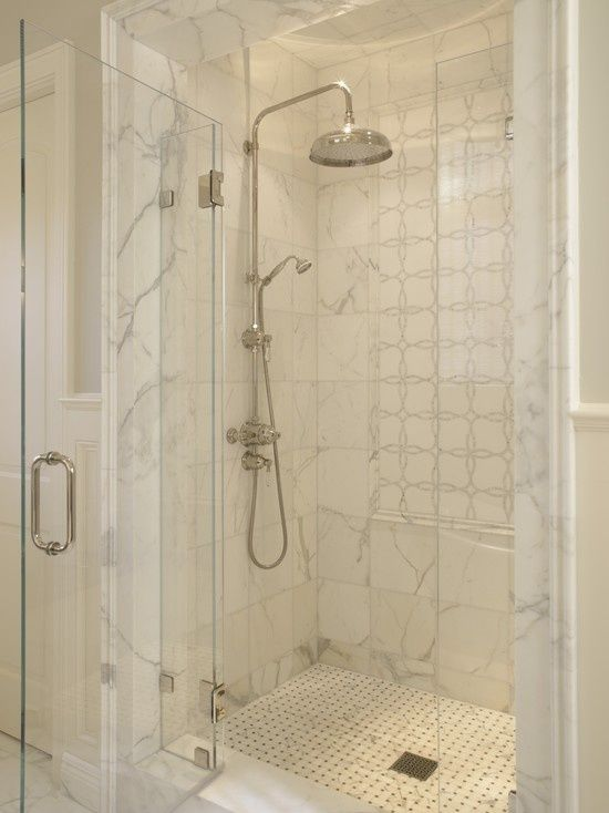 Beautiful Bathroom Showers With Images Shower Surround