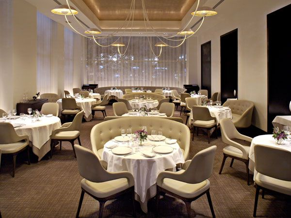 Thomas Juul Hansen Llc Restaurant New York Luxury Restaurant French Restaurants