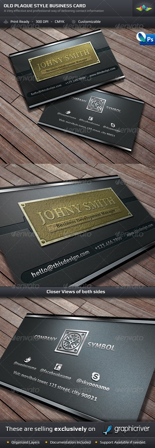 Pin By Bashooka Web Graphic Design On Business Card Template
