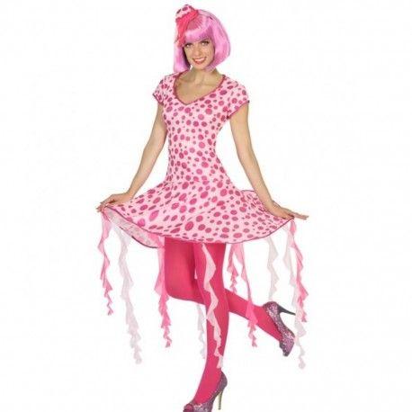 disfraz de medusa marina para chica en tu tienda de