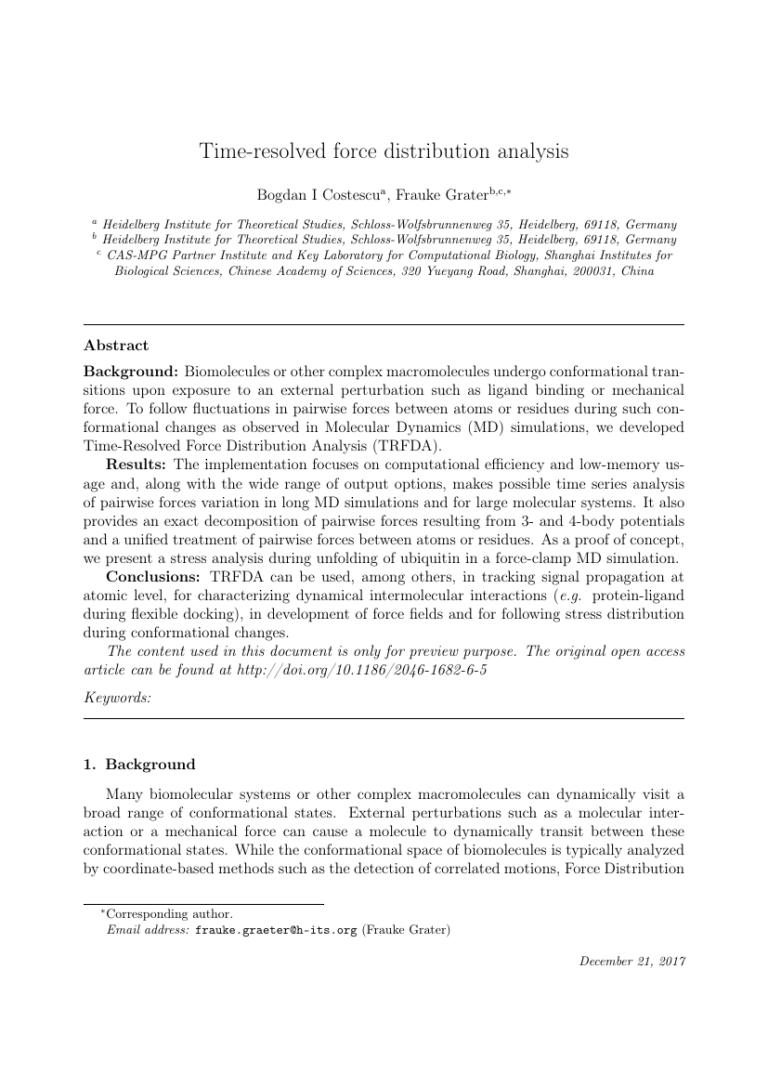 Elsevier Default Template For Elsevier Articles Template Inside Journal Paper Template Word Cumed Org Paper Template Article Template Word Template