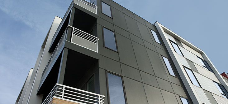 Architectural panels home love pinterest exterior for Architectural siding