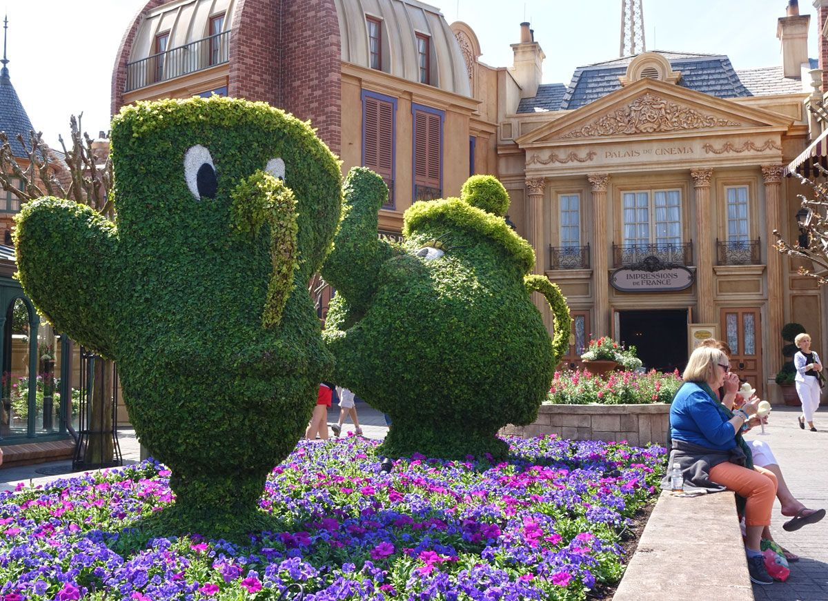 Guide To Disney World Events In 2018 Special Events Pinterest Epcot Walt Disney And Gardens