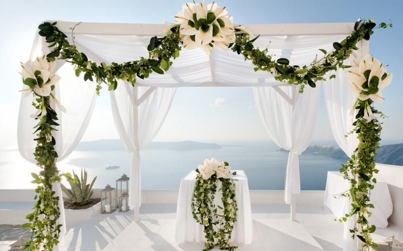 Fabio Zardi Luxury Fl Design Wedding Decoration At Andromeda Villas October 2017 Arches And Gazebos Pinterest Designs