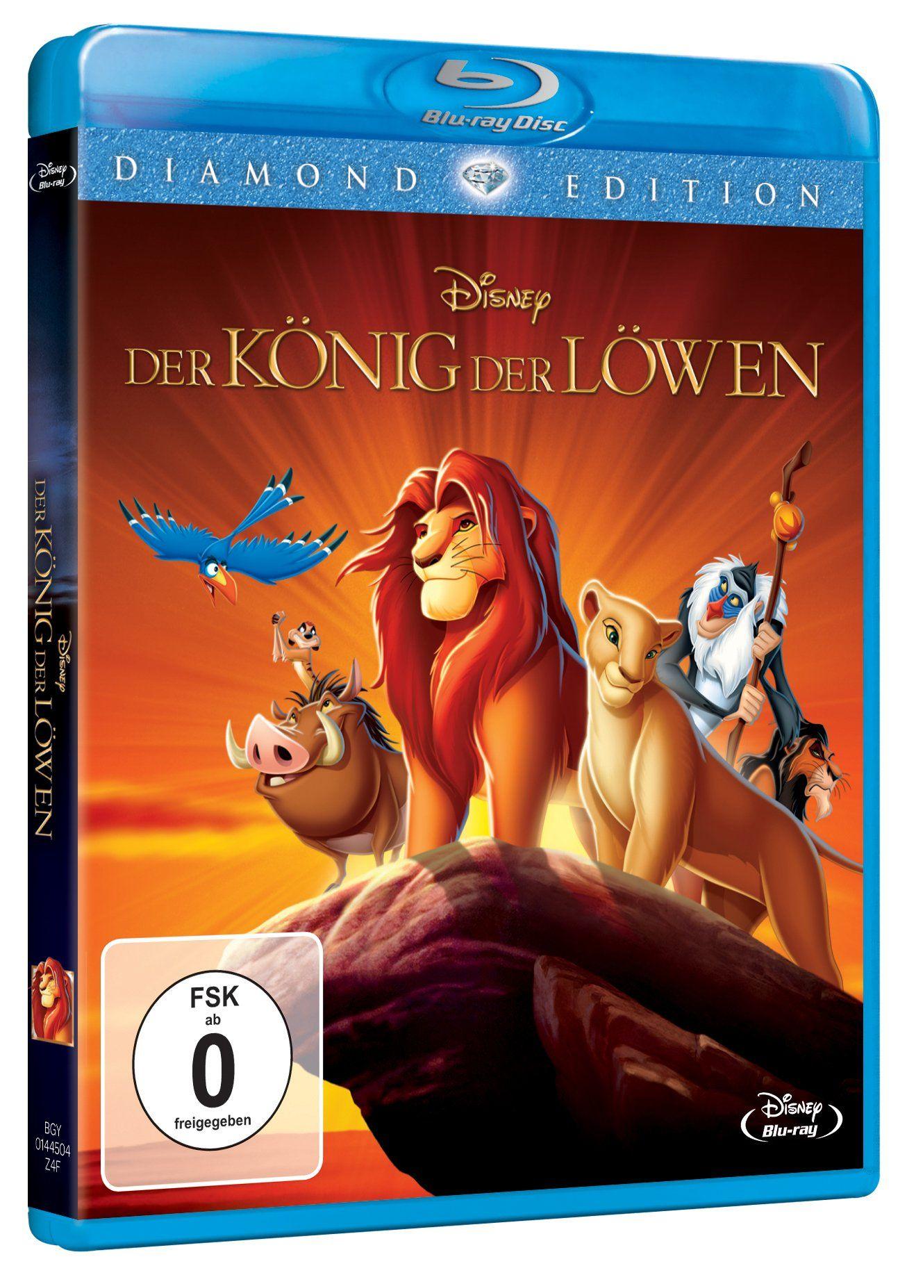Blu Ray K�Nig Der L�Wen