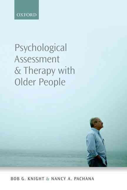 Psychological Assessment and Therapy With Older People (Paperback
