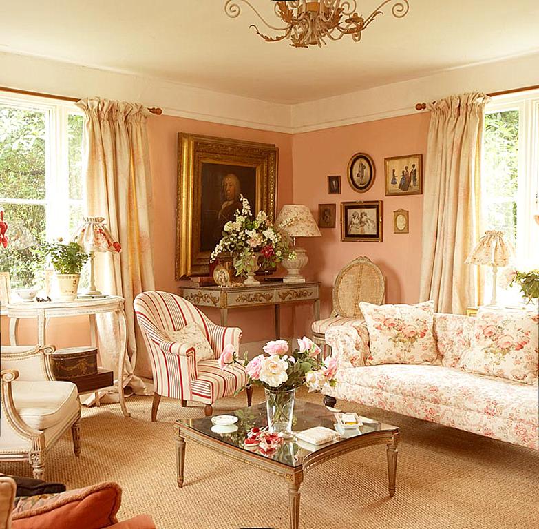 40 Cozy And Romantic Cottage Living Room 46 17 Best Images: Ã�ード「F.幻想インテリア」のピン