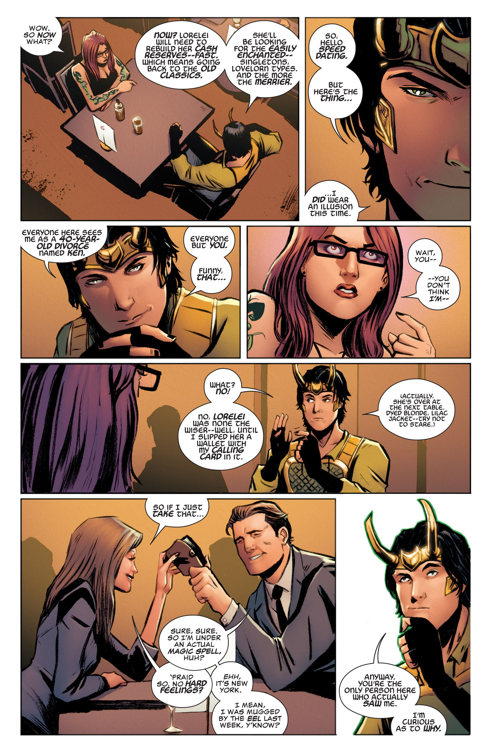 Loki agent of asgard 2 speed dating