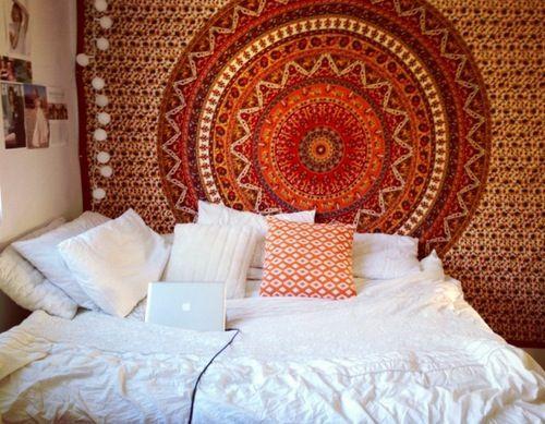 Boho Indie Bedroom Ideas
