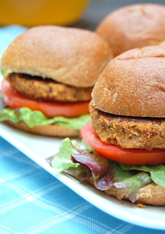 7 healthy burger recipes for your next cookout
