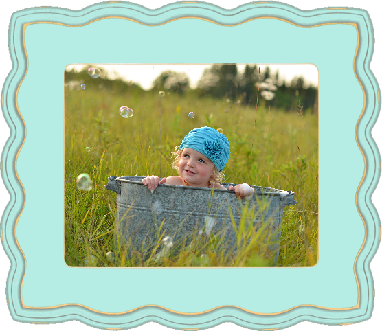 My Organic Bloom Frame from Fun Frame Monday! #@theorganocbloom