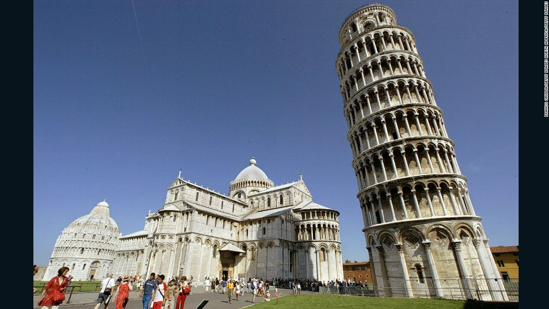 Tilted towers: Why do buildings lean? - CNN.com