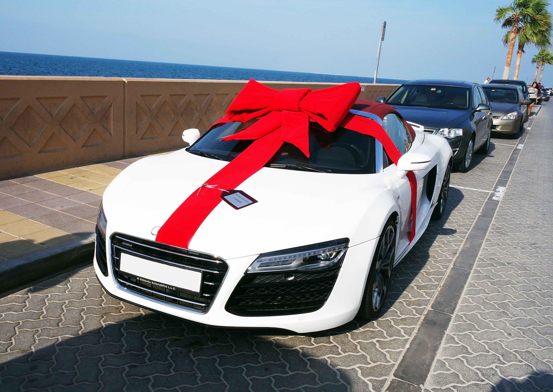 Yasmin s 17th Birthday First Car Surprise Audi R8 V10 Spyder