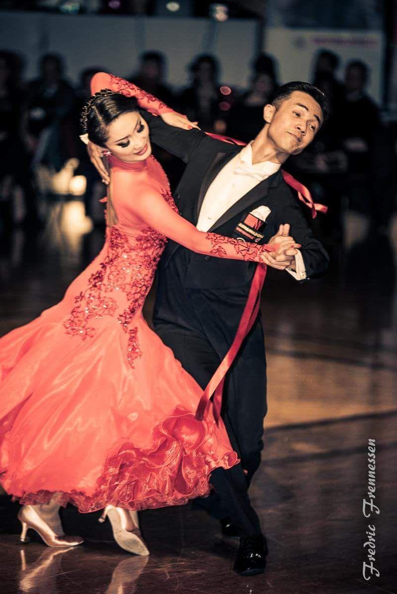 weiping danny li and cen angela zheng competitor u0027s cabaret at