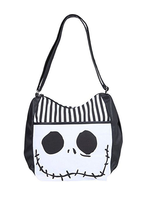 e870f5d20da Jack Skellington Face Purse by Loungefly The Nightmare Before Christmas  Jack Bag