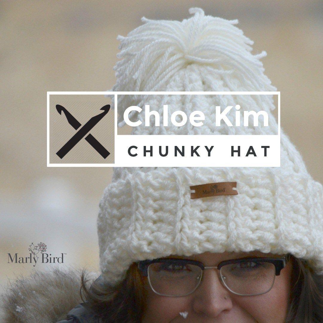 Snowboarder Crochet Chunky Hat | Crochet | Pinterest | Tejidos and ...