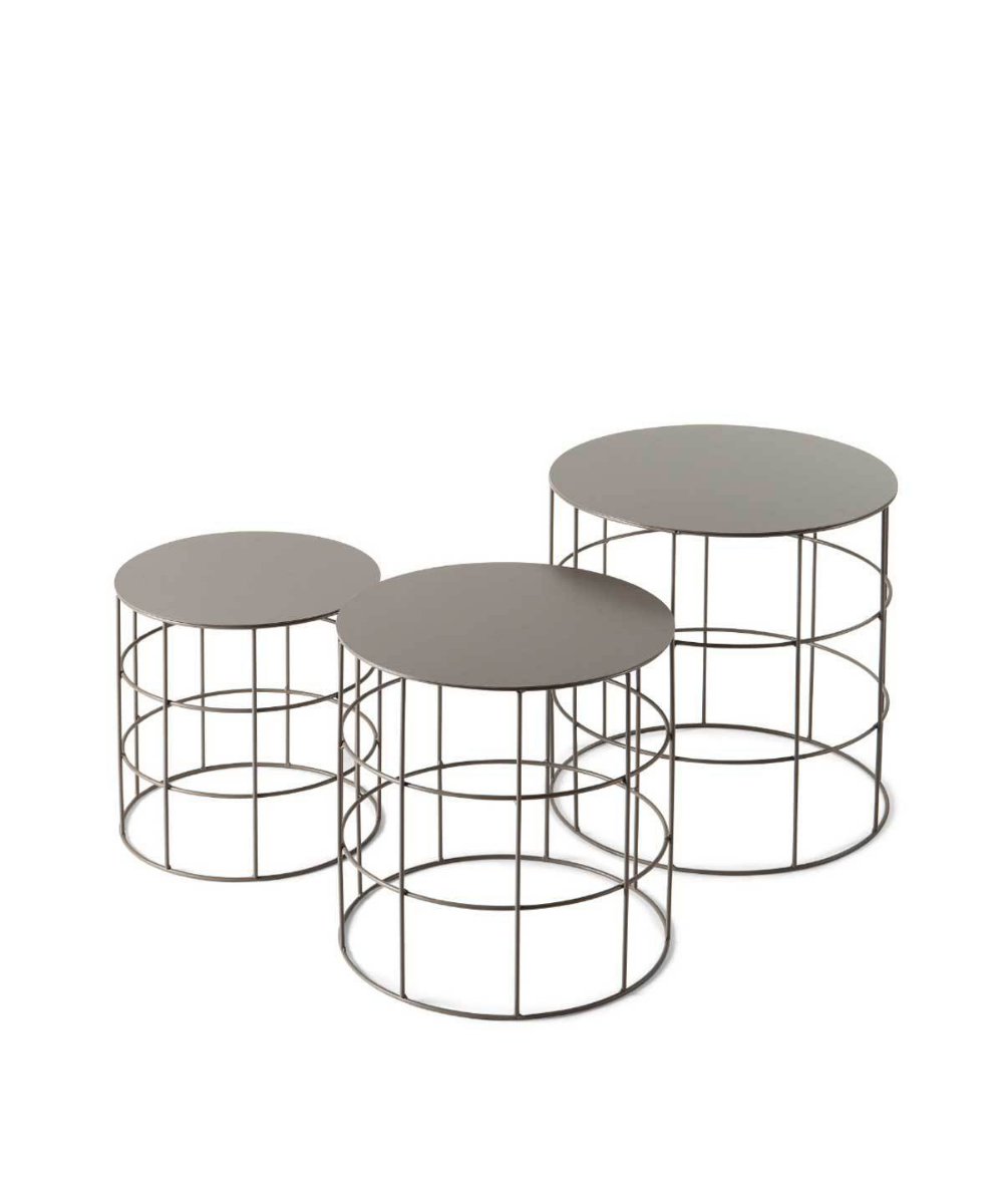 Reton Round Tables Set Of 3 Coffee Table Stylish Coffee Table