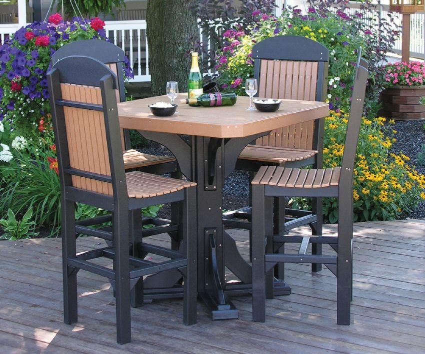 Fresh Bar Table Set Outdoor