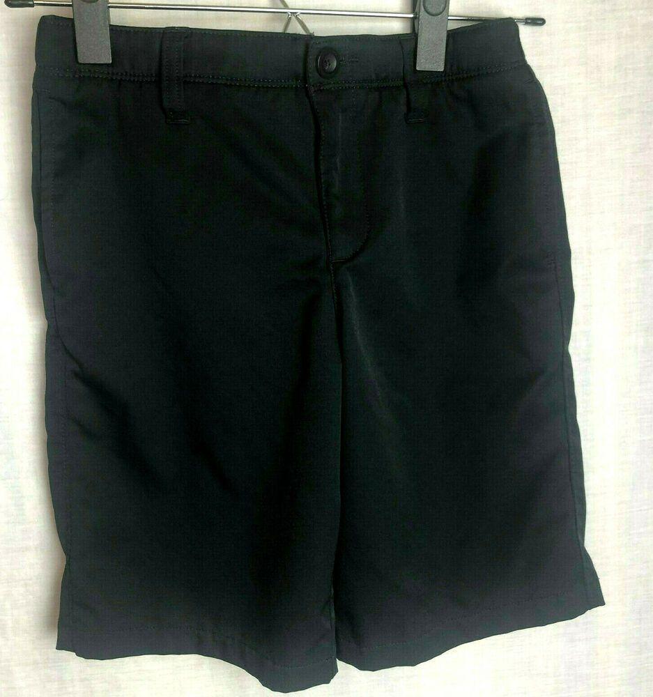 175e82de Under Armour UA Match Play Shorts Boys Size 10 Golf Black ...