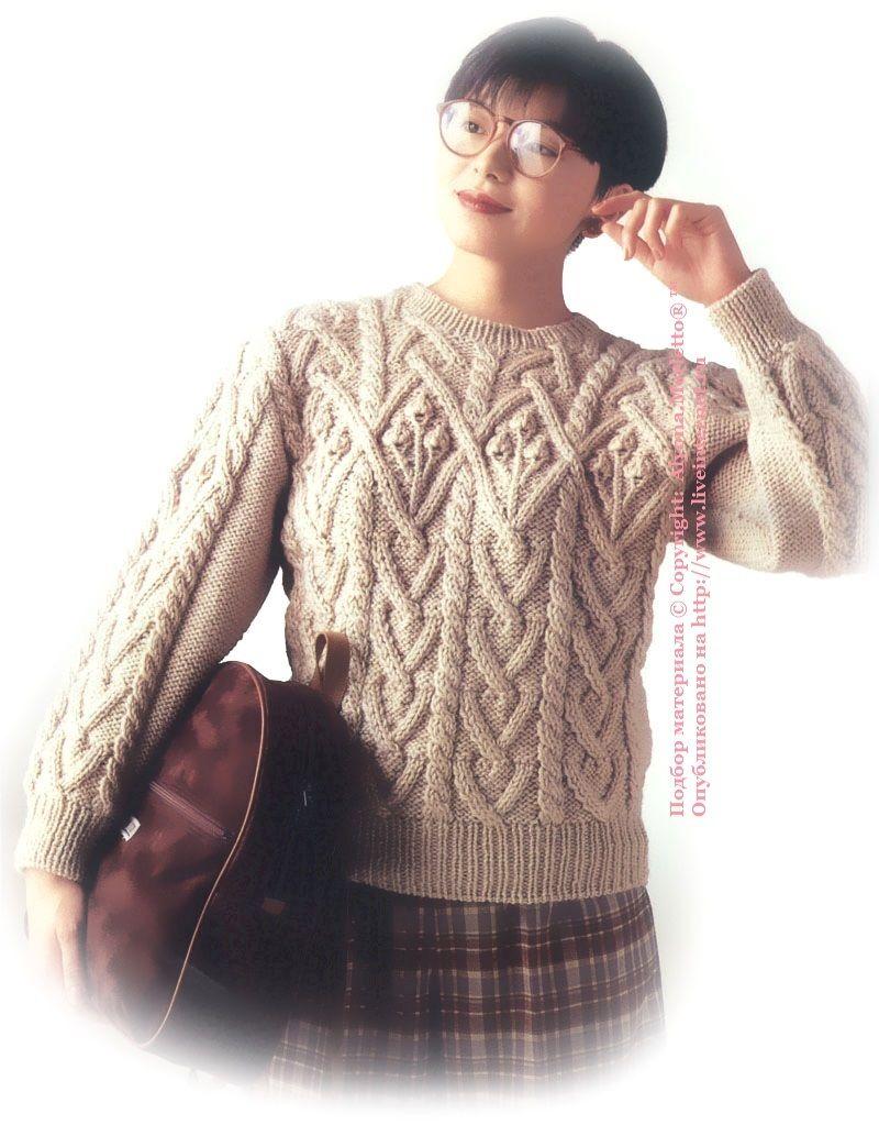Knitting ... selección - jersey de Aran y chaquetas. Discusión sobre ...