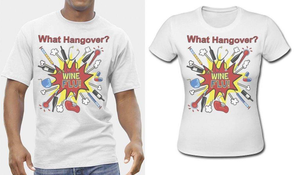 funny what hangover its wine flu christmas boxing day t shirt gift idea