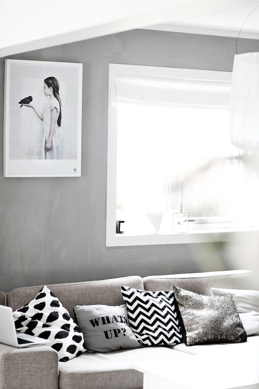 kalkmaling fra Pure & Original; elephant skin. (Fru Fly) | Home ...