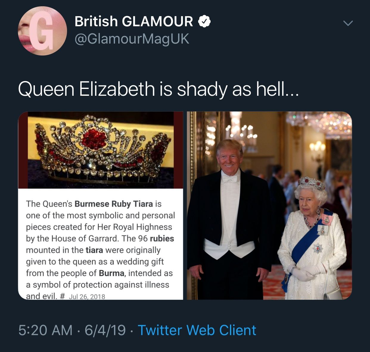 Pin By Lily On Tweets Queen Elizabeth Memes Just For Laughs Memes Quotes