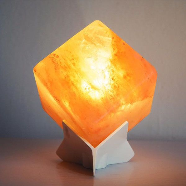 What Is A Himalayan Salt Lamp Simple Colorful Himalayan Salt Crystal Lampspirit  Salt Crystal Lamps Design Inspiration