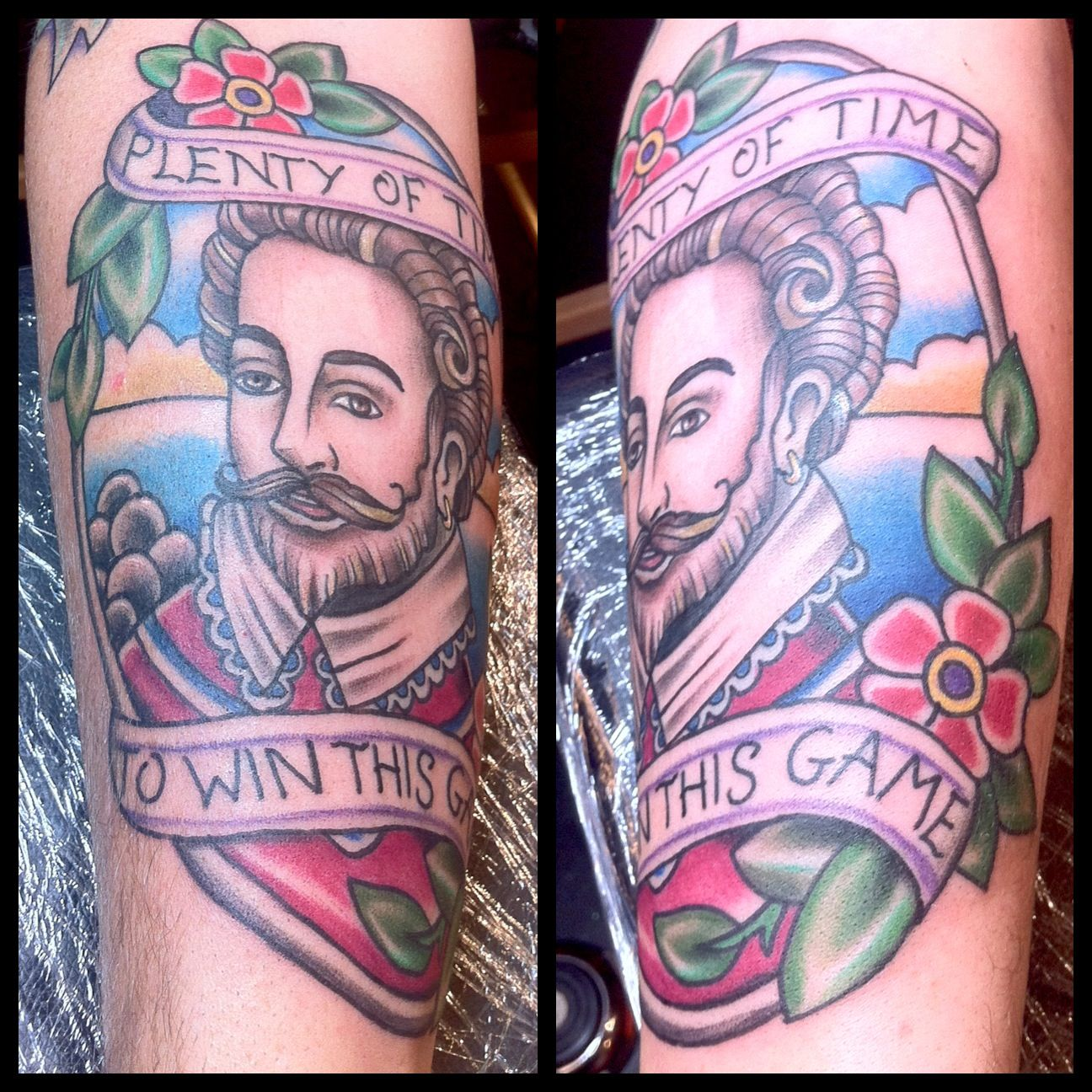 37a4f3d6f Sir Francis drake tattoo! | Tattoos! | Drake tattoos, Tattoos, Sir ...
