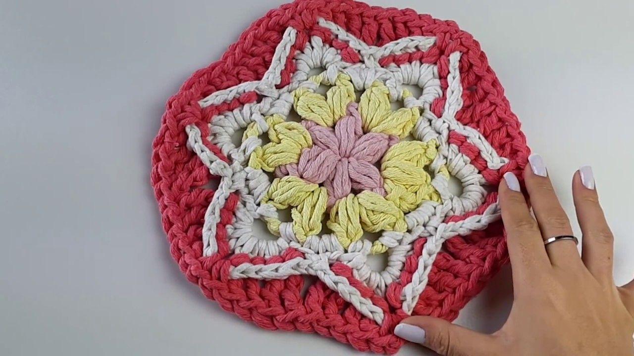 Crochetando com EuroRoma e Sandra Brum - Motivos de Crochê com EuroRoma . e52cc44631d