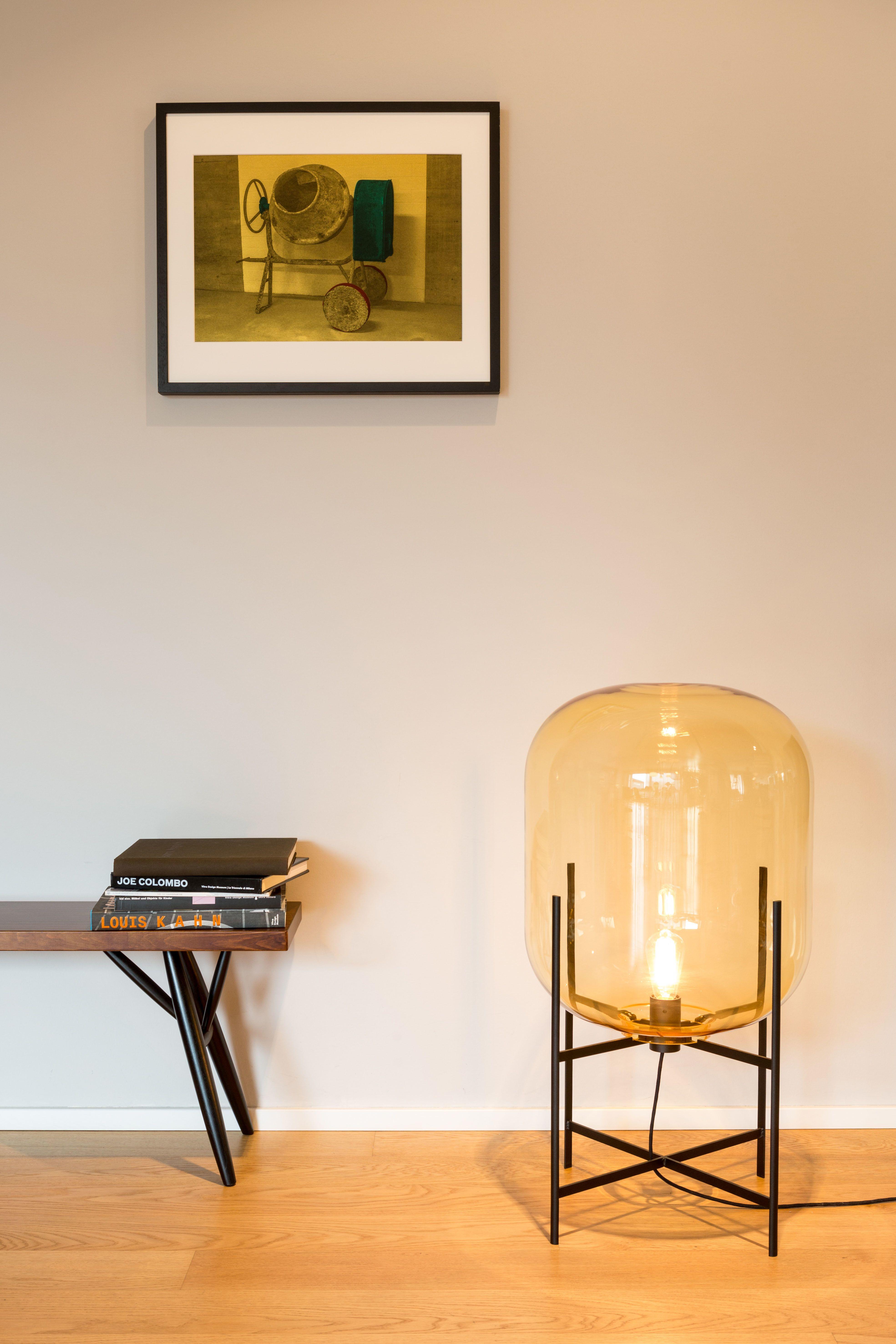 Floor lamp Oda Medium by Sebastian Herkner for pulpo Materials