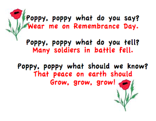 Remembrance Day Activities Remembrance Day Activities