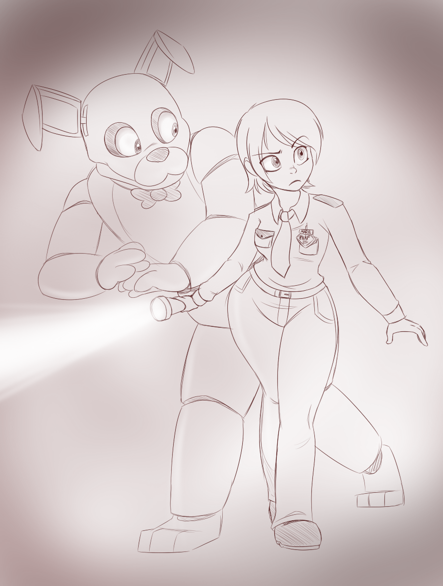 Jessy's Place, More FNAF requests featuring rule 63 Mike Schmidt,...