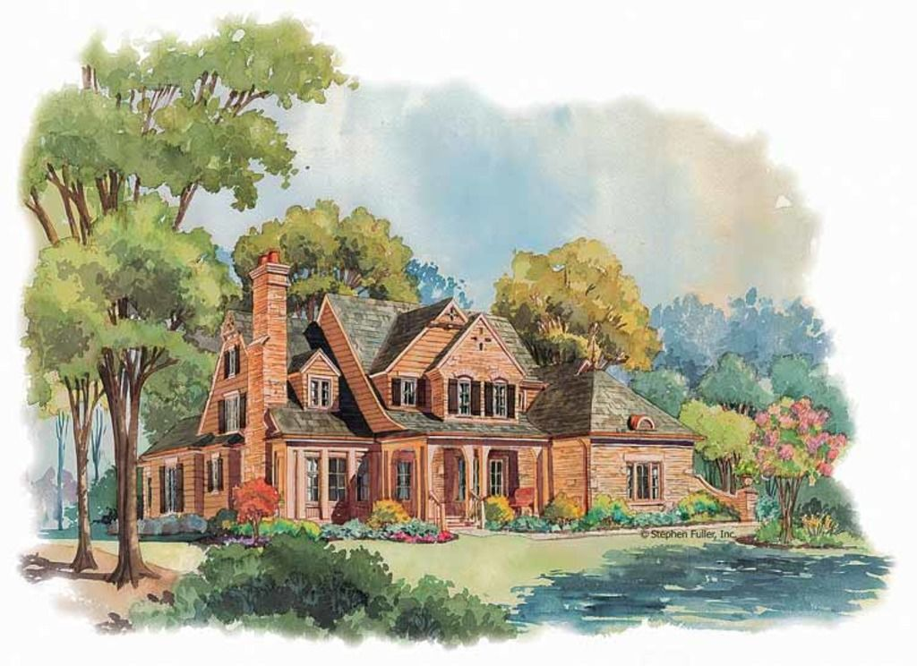 Victorian Style House Plan 4 Beds 4 Baths 5193 Sq Ft Plan 429 252