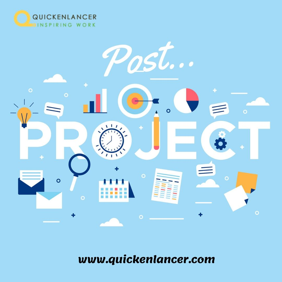 Post your project and hire freelancer according to your