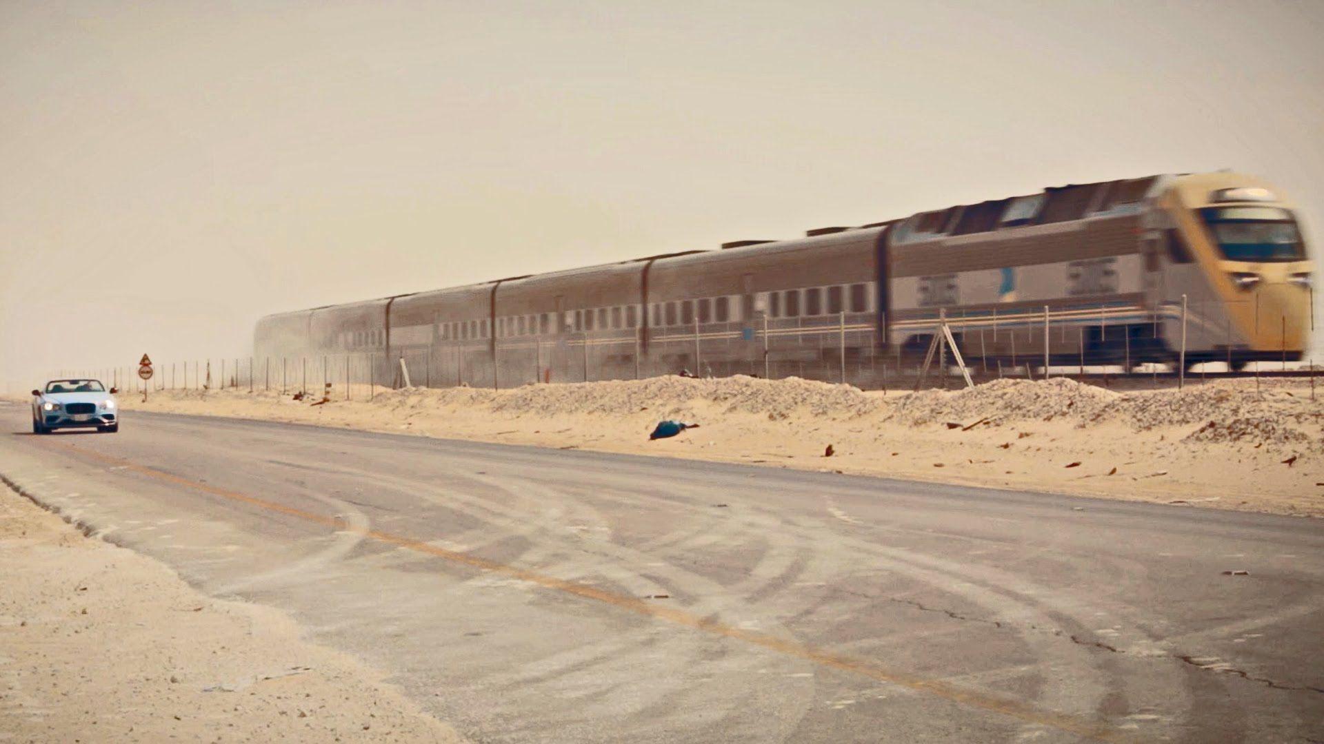 Bentley s Desert Train Race SHOFNER FLOW Pinterest